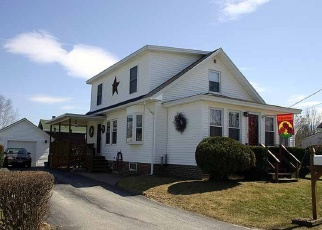 Pre Foreclosure in Lewiston 04240 JONES AVE - Property ID: 1053288201