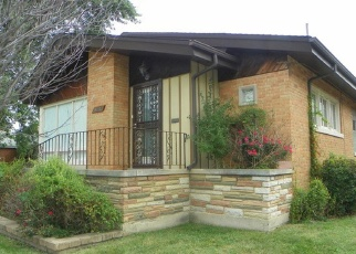 Pre Foreclosure in Evergreen Park 60805 S COUNTRY CLUB DR - Property ID: 1053528660