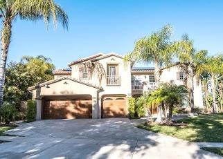 Pre Foreclosure in Corona 92883 VANDAGRIFF WAY - Property ID: 1053626318