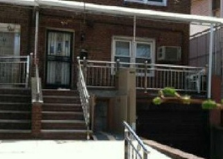 Pre Foreclosure in Forest Hills 11375 63RD AVE - Property ID: 1054154972