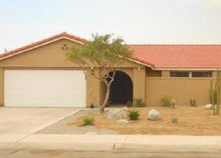 Pre Foreclosure in Cathedral City 92234 OVANTE RD - Property ID: 1054183424