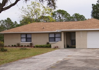 Pre Foreclosure in Lake Wales 33898 CEDARWOOD DR - Property ID: 1054700227