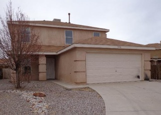 Pre Foreclosure in Albuquerque 87121 DESERT CANYON PL SW - Property ID: 1054737461