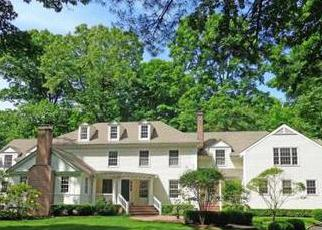 Pre Foreclosure in Darien 06820 CANOE TRL - Property ID: 1054840834