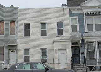 Pre Foreclosure in Brooklyn 11233 BERGEN ST - Property ID: 1054846521