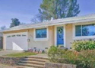 Pre Foreclosure in Orangevale 95662 PECAN AVE - Property ID: 1054965655