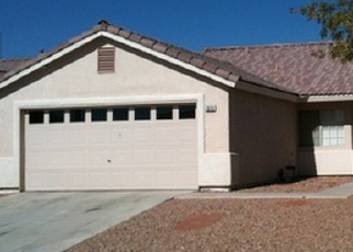 Pre Foreclosure in North Las Vegas 89031 CLEAR CANYON LN - Property ID: 1055117173