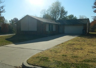 Pre Foreclosure in Glenpool 74033 E 139TH ST - Property ID: 1055133841