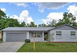 Pre Foreclosure in Orlando 32818 SWALLOW HILL DR - Property ID: 1055590643