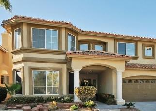 Pre Foreclosure in Las Vegas 89129 CRANBROOK HILL ST - Property ID: 1055630943