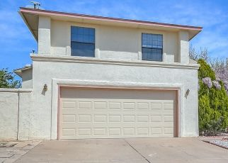 Pre Foreclosure in Albuquerque 87120 SHERWOOD DR NW - Property ID: 1055688300
