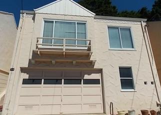 Pre Foreclosure in San Francisco 94127 MELROSE AVE - Property ID: 1055809172