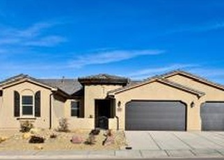 Pre Foreclosure in Saint George 84790 E CALGARY DR - Property ID: 1056060133