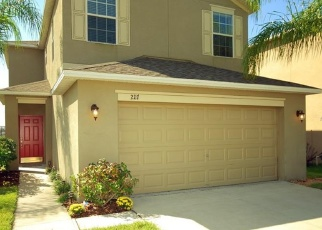 Pre Foreclosure in Ruskin 33570 SONG SPARROW CT - Property ID: 1056175782