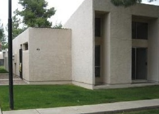 Pre Foreclosure in Mesa 85202 S DOBSON RD - Property ID: 1056393442