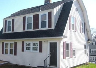 Pre Foreclosure in Southbridge 01550 NEWELL AVE - Property ID: 1056506890