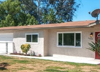 Pre Foreclosure in Escondido 92025 DEL ORO LN - Property ID: 1056516512