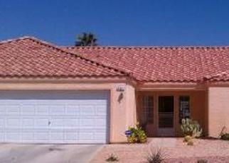 Pre Foreclosure in Mesquite 89027 EMPEROR LN - Property ID: 1056527463