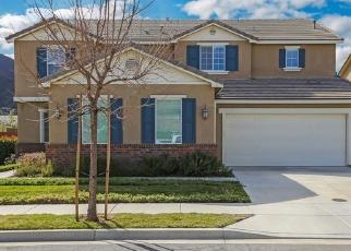 Pre Foreclosure in Corona 92883 FOXGLOVE LN - Property ID: 1056674625