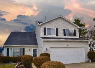 Pre Foreclosure in Plainfield 60586 CULVER CT - Property ID: 1056740761