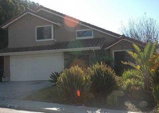 Pre Foreclosure in Encinitas 92024 GLEN ARBOR DR - Property ID: 1057085438
