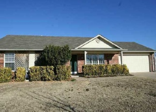 Pre Foreclosure in Claremore 74017 E MCCLOUD ST - Property ID: 1057178739