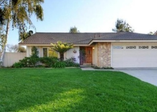 Pre Foreclosure in Thousand Oaks 91360 APACHE CIR - Property ID: 1057470421