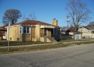 Pre Foreclosure in Calumet City 60409 WALTHAM ST - Property ID: 1057488822