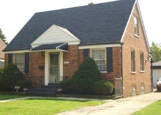 Pre Foreclosure in Franklin Park 60131 RICHARD AVE - Property ID: 1057637729