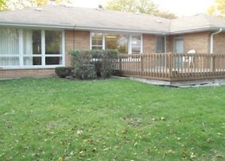 Pre Foreclosure in Flossmoor 60422 MAPLE RD - Property ID: 1057750733