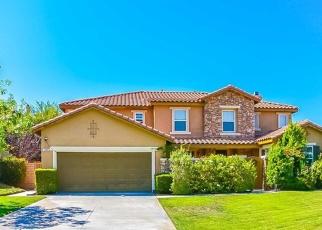 Pre Foreclosure in Corona 92882 STONEBERRY LN - Property ID: 1057899638