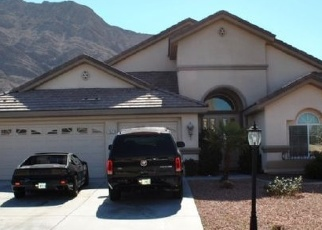 Pre Foreclosure in Las Vegas 89110 LONELY MOUNTAIN CT - Property ID: 1058076130