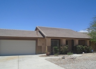 Pre Foreclosure in Desert Hot Springs 92240 CALLE AMAPOLA - Property ID: 1058098925