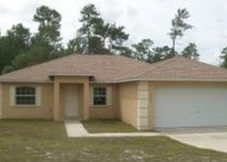 Pre Foreclosure in Ocala 34473 SW 165TH STREET RD - Property ID: 1058174689