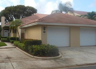 Pre Foreclosure in Palm Beach Gardens 33418 OLD MEADOW WAY - Property ID: 1058227235