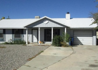 Pre Foreclosure in Aztec 87410 MCCLOUD CT - Property ID: 1058367390