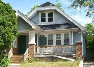 Pre Foreclosure in Milwaukee 53212 E WRIGHT ST - Property ID: 1058373975