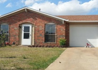 Pre Foreclosure in Altus 73521 MERCURY ST - Property ID: 1058507541