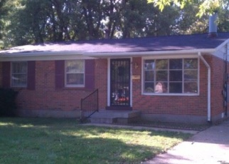 Pre Foreclosure in Louisville 40219 NARCISSUS DR - Property ID: 1058777778