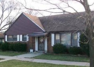 Pre Foreclosure in Bellwood 60104 46TH AVE - Property ID: 1058784785