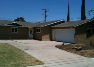 Pre Foreclosure in Fresno 93726 E SAGINAW WAY - Property ID: 1059107120