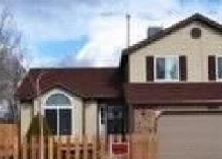 Pre Foreclosure in West Jordan 84081 W PAWNEE CIR - Property ID: 1059152232