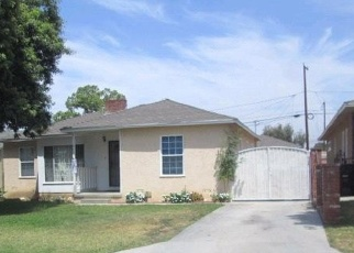 Pre Foreclosure in Whittier 90604 AHMANN AVE - Property ID: 1059756199
