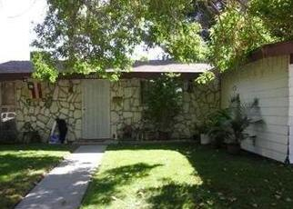 Pre Foreclosure in Canyon Country 91351 EVENINGSHADE AVE - Property ID: 1059872713