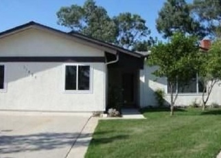 Pre Foreclosure in San Diego 92126 ELKINS CV - Property ID: 1059917827