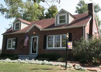 Pre Foreclosure in Bardstown 40004 PARKVIEW AVE - Property ID: 1060083373