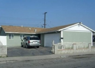 Pre Foreclosure in Oxnard 93030 CRAWFORD ST - Property ID: 1060099578