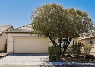 Pre Foreclosure in North Las Vegas 89081 FRAGRANT JASMINE AVE - Property ID: 1060138558