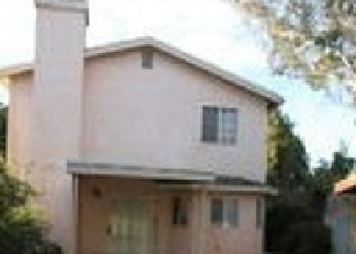Pre Foreclosure in Lemon Grove 91945 DANIELLE DR - Property ID: 1060239290