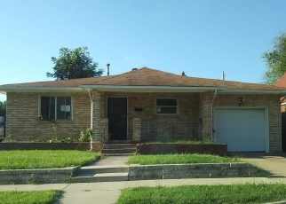 Pre Foreclosure in Tulsa 74106 E MARSHALL PL - Property ID: 1060245873